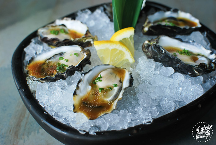 DS oysters