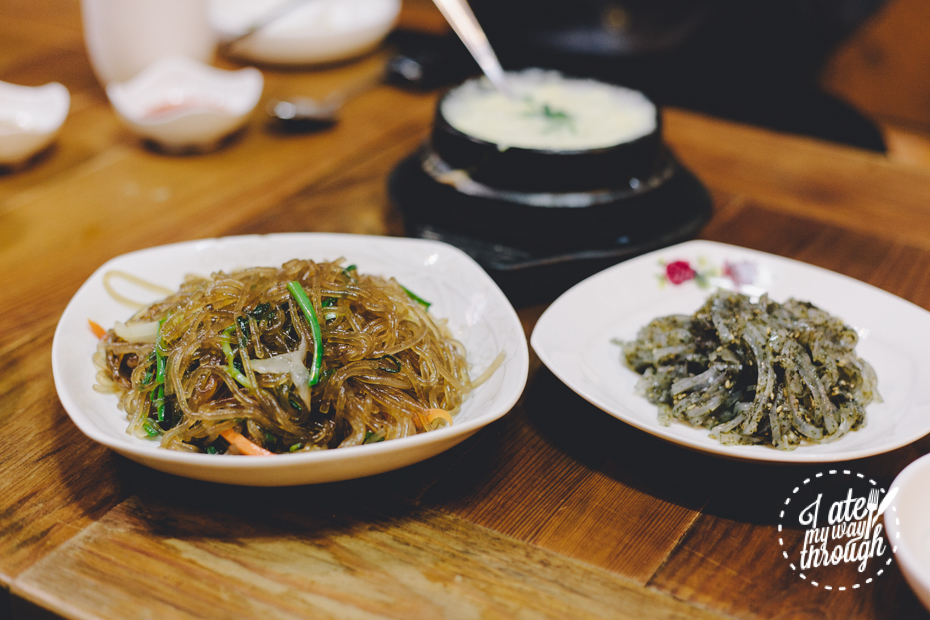 japchae, korean food, banchan, makgeoli, park cheong-jul, tradition, Brew Masters Tour, Gastro Tour Seoul, Seoul, Korea, Food Tour, South Korea, Gastro Tours