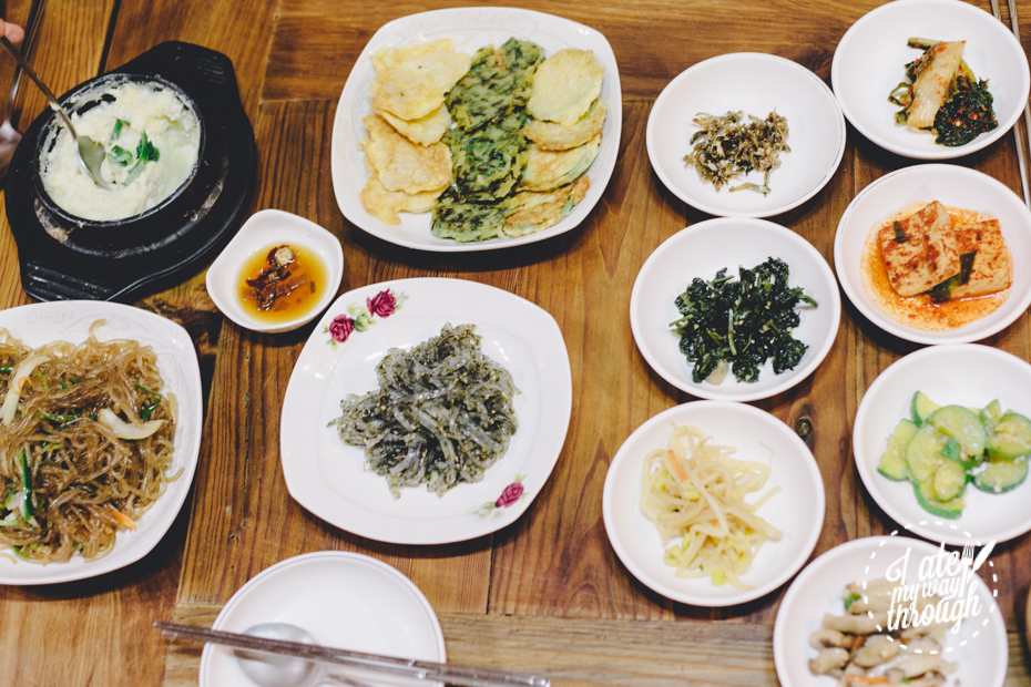 korean food, banchan, makgeoli, park cheong-jul, tradition, Brew Masters Tour, Gastro Tour Seoul, Seoul, Korea, Food Tour, South Korea, Gastro Tours