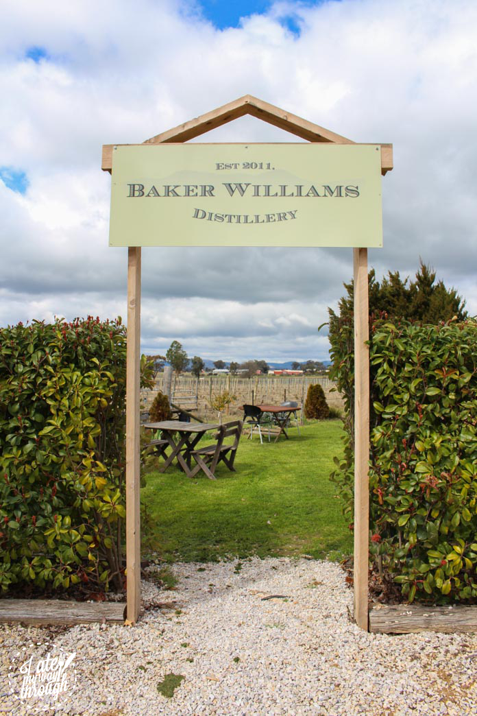 Baker Williams Distillery