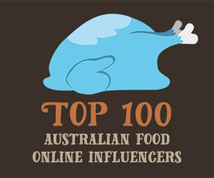 Top 100 Australian food online influencers to follow