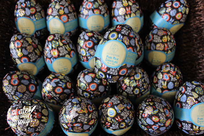 Take some Easter treats home with you, Max Brenner has Milk, Dark and White options available