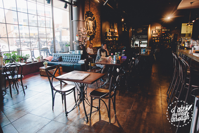 coffee trad3rs, top ryde city, cafe, sydney cafe,