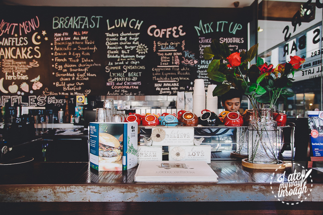 coffee trad3rs, top ryde city, cafe, sydney cafe, coffee maker