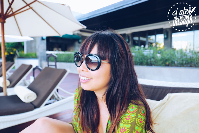 Jennifer Lam at Banyan Tree Ungasan Bali