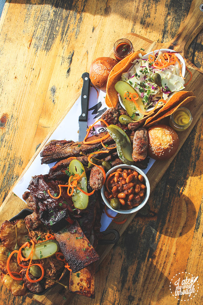 BBQ Share Plate