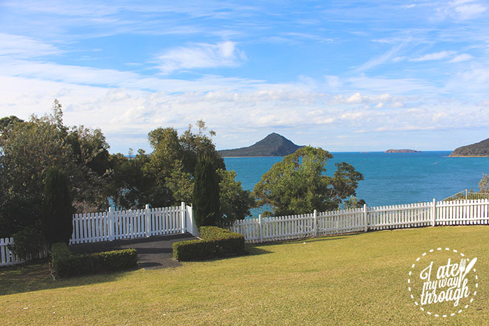Nelson Head view