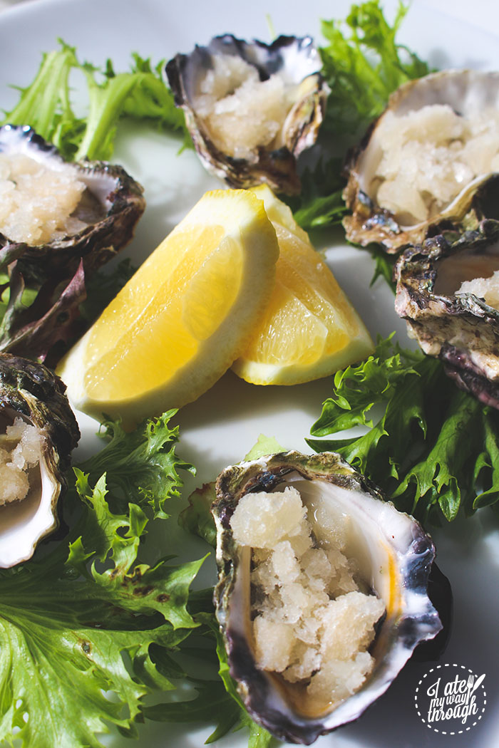Port Stephens Oysters