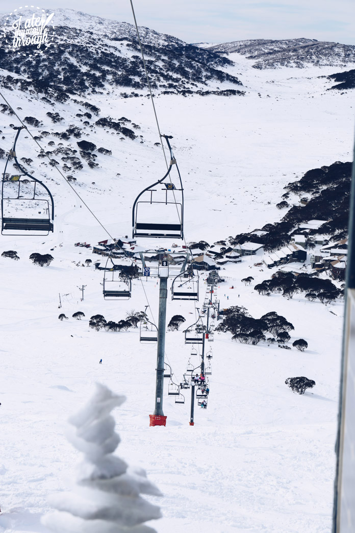 Kosciuszko Triple Chair