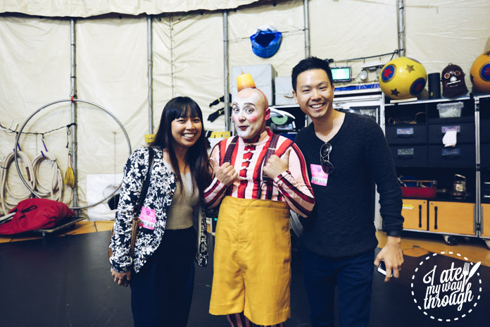 Behind the scenes at Cirque du Soleil's Kooza