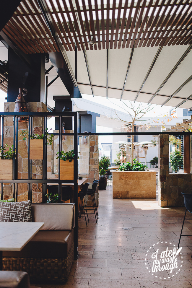 Eleven Rooftop Bar, Fortitude Valley, decor, airtrain, airtrain QLD, interior decor, restaurant