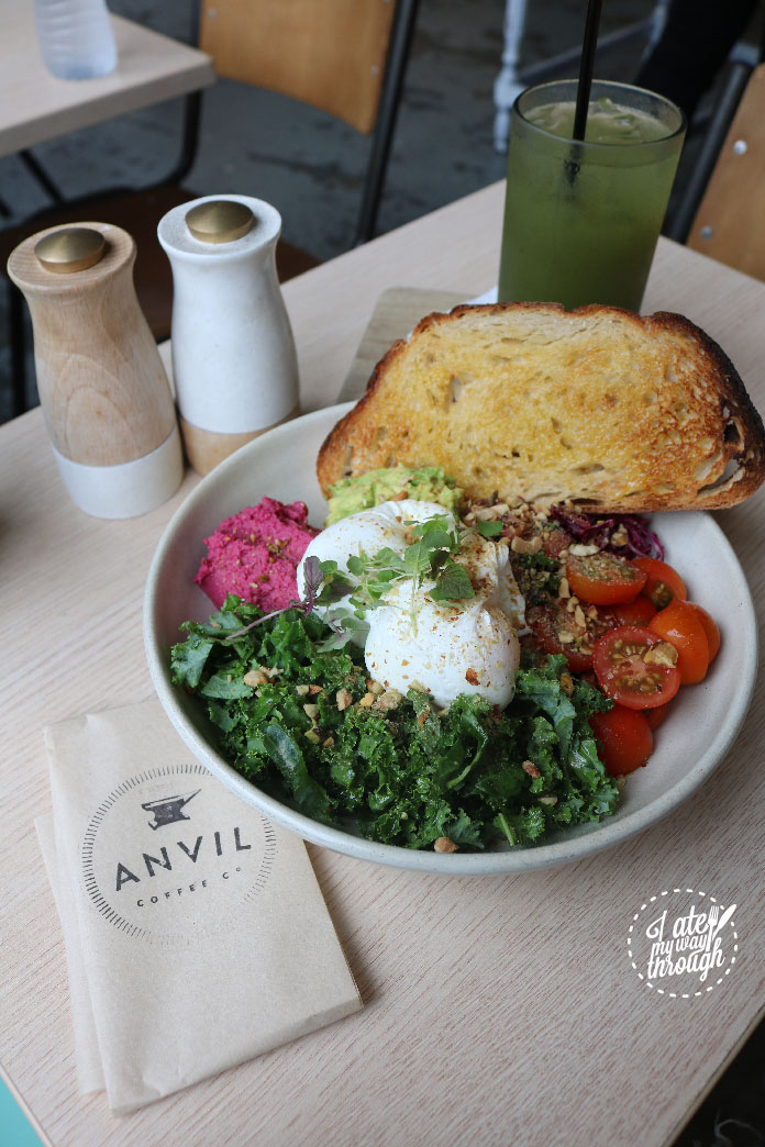The Anvil Breakfast Bowl
