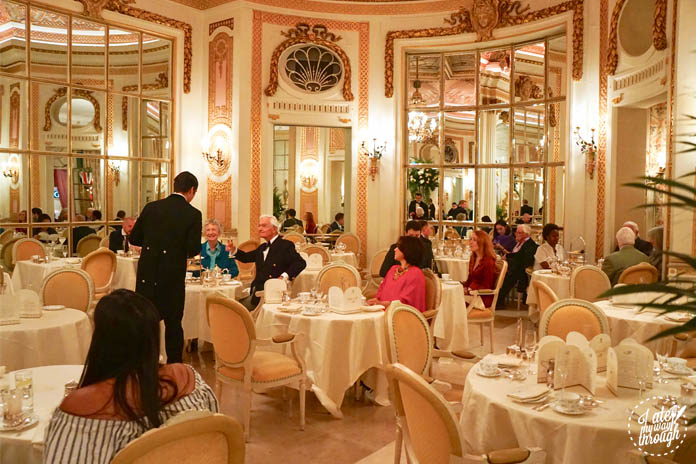 The Ritz London Tea Room