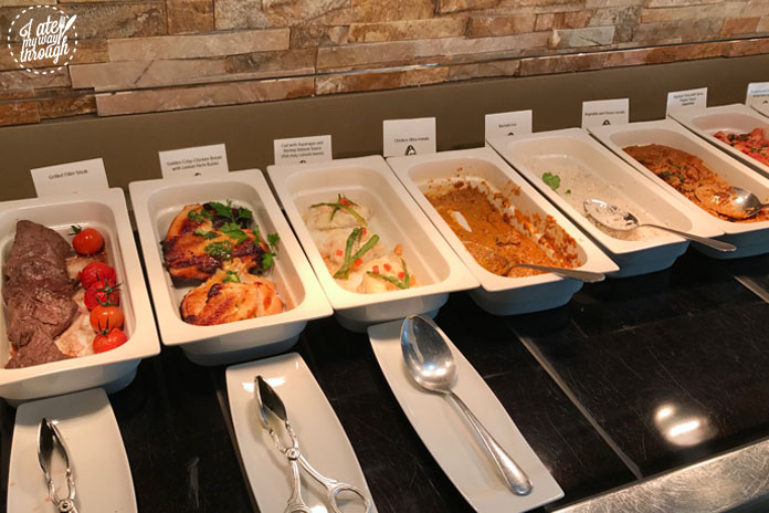 Emirates Lounge Review: Sydney to London | I Ate My Way ...