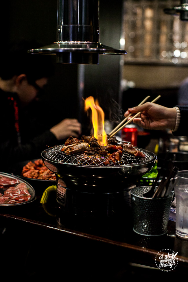 Suminoya, Japanese BBQ, grilled meat, meat, wagyu