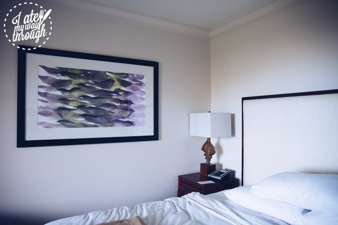 Hilton Serenity Collection bed and bedding will ensure your slumber is reinvigorating and restful